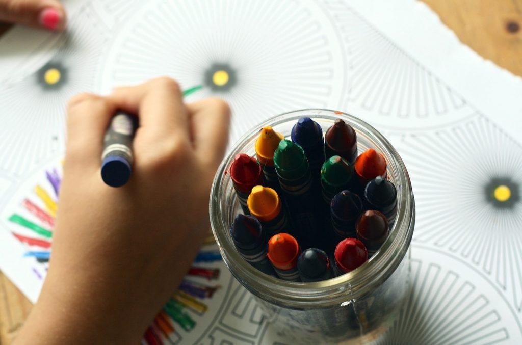 Nombres de colores para niñas