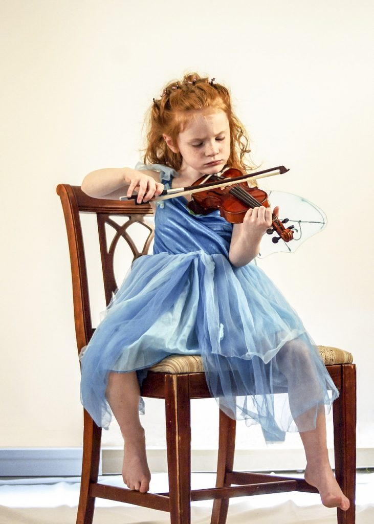 Nombres musicales para niñas